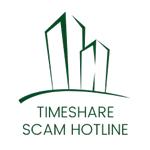 TIMESHARE SCAM HOTLINE Logo